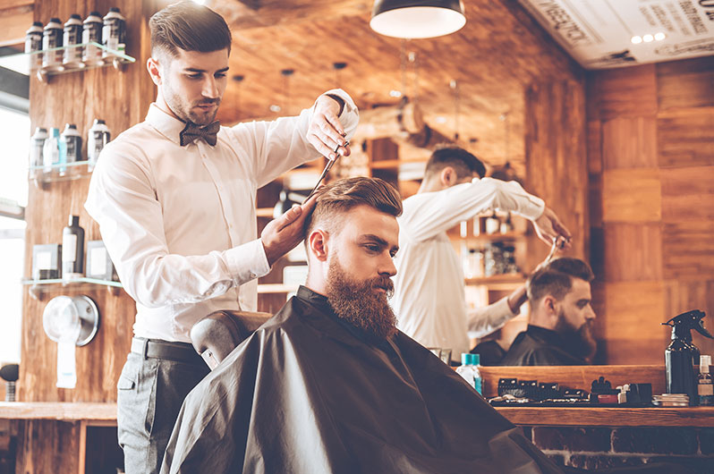 House of Beauty Hair Salon and Spa Mens Services