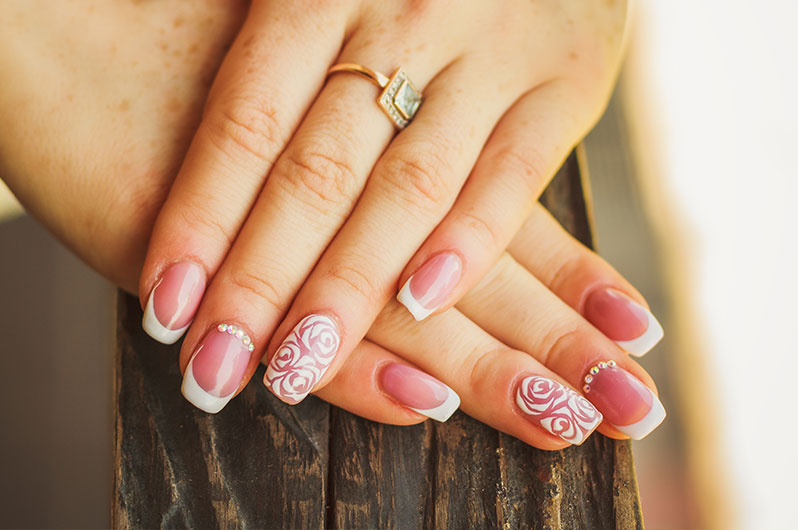 House of Beauty Hair Salon and Spa Nail Art Services